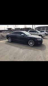 2011 Audi S5 Warranty and 2 sets of wheels & tires