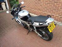 Kawasaki zxr 636 2002