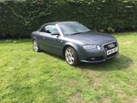 Audi A4 Cabriolet - 38,000 Miles - Full Service History