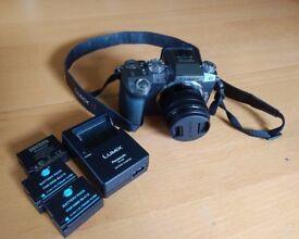 Panasonic Lumix G7 Camera with Lens