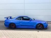 1999 Nissan Skyline R34 2.6 GTR + RACE SPEC / ROAD LEGAL + 735 BHP