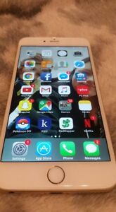 iPhone 6 Plus for Sale Virgin/Bell 16GB