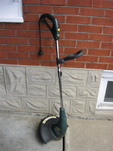 Used electric grass trimmer/edger
