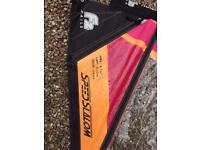 F2 speed slalom windsurfer sail