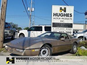 1985 Chevrolet Corvette Coupe-2Dr