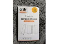 orzly screen protector for google pixelXL (gray)