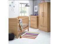MAMA's and PAPA's 3 piece nursery set
