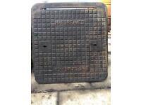 Hargreaves manhole