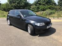BMW 118 2.0TD 2006MY DIESEL FULL LEATHER INTERIOR