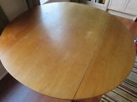 Dropleaf dining table £35 ono