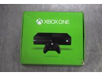 Xbox One 500GB Boxed Console £145