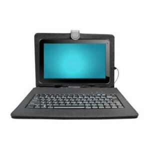 """9"""" ANDROID TABLET 8GB WITH KEYBOARD CASE LIKE NEW"""