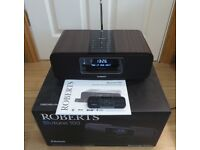 ROBERTS BLUTUNE 100 DAB / CD / FM RADIO SOUND SYSTEM - LIKE NEW