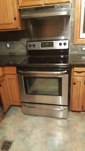 Fridge and Stove Forsale