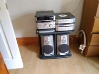 Sony three cd changer sterio