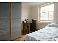 Double Bed in Rooms for rent in a cozy flat in Clerkenwell