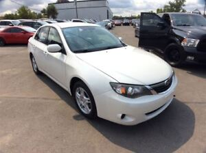 2009 Subaru Impreza 2.5 / AWD / MANUAL