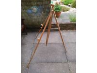 Free standing and table top easel