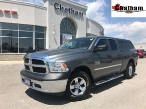 2013 Ram 1500 ST/ BACKUP CAMERA/ ONE LOCAL OWNER/$76 WKLY