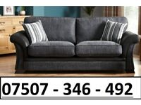 BRAND NEW DFS SOFA MODEL FULL BACK CUSHION HIGH BACK FAST DELIVERY
