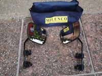 milenco towing mirrors