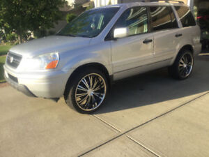 MUST SELL!  2003 HONDA PILOT, PERFECT FOR FAMILIES!