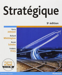 Strategique 9e Johnson Scholes Whittington Frery