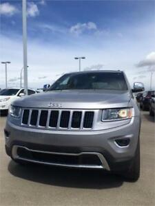 2016 Jeep Grand Cherokee Limited, 4x4, limited, leather, sunroof