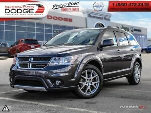 2014 Dodge Journey R/T AWD| GOLD PLAN EXT WARR| LOW KM| 7 PASS|