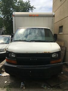 Chevrolet express cube 2007