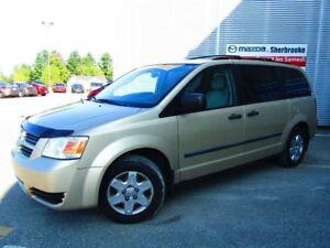 2010 Dodge Grand Caravan SE STOW'N'GO 133000KM 7PLACES CLIMATISE