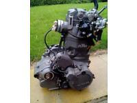 KTM 640 engine