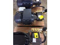 hawk three phase Pressure washer 21l Min 200bar /jet washer