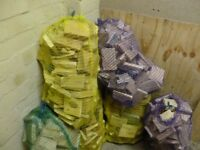 Bags of off cuts wood. £2.25 each or 6 for £10 good for fires ,chimeneas/firewood/kindling