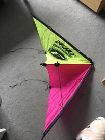 Dynamo stunt kite