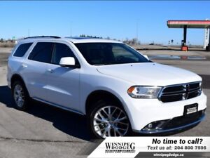 2016 Dodge Durango Limited AWD w/Dual DVD  Sunroof