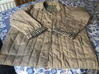 Genuine ladies Aquascutum quilted jacket