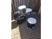 Impact drum kit for sale in good condition