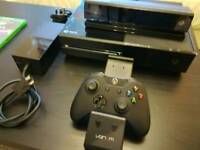 Xbox one + Kinect and games