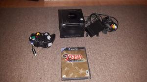 Gamecube and Zelda game