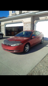 1999 Mercury Cougar Coupe (2 door)