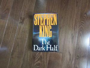 Stephen King's The Dark Half, Hard Cover