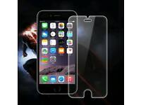100% GENUINE TEMPERED GLASS FILM SCREEN PROTECTOR FOR iphone 7 plus