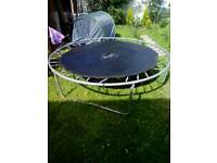 Large trampoline 25£