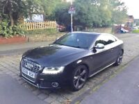 2008 AUDI S5 QUATTRO SEVICE HISTORY £6995 PX WELCOME
