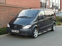 Mercedes Vito 109 CDI Compact (2006/56 Reg) + PANEL VAN + 6 SPEED GEARBOX + NO VAT + HUGE LOOKS +