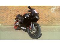 Aprilia 125 RS Learner legal Motorcycle 125cc Engine