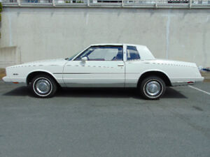 1981 Chevrolet Monte Carlo Coupe (2 door)
