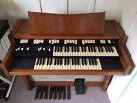 1967 Hammond M102 tonewheel organ