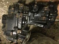Borg Warner Velvet Drive Marine Gearbox - V Drive - E 1.5